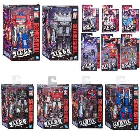 Transformers War For Cybertron Siege Complete Wave 1 Bundle