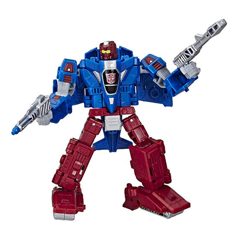 Transformers war for cybertron siege WFC-26 Autobot Slamdance Robot Toy