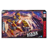 Transformers War for Cybertron Siege S-29 Titan Class Omega Supreme Titan Box Package