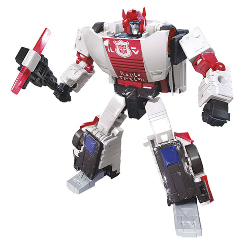 Transformers War For Cybertron Siege Wfc S35 Red Alert Deluxe