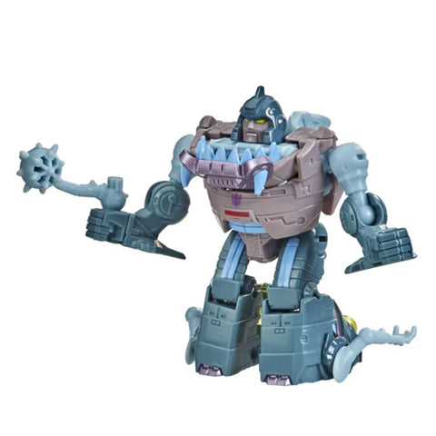 Transformers War for Cybertron Trilogy Quintesson Pit of Judgement Anime Sharkticon Robot toy