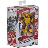 Transformers Netflix War For Cybertron Trilogy Bumblebee - Deluxe