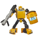 Transformers War for Cybertron Trilogy Netflix Earthrise Deluxe Bumblebee yellow robot toy walmart