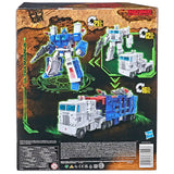 Transformers War for Cybertron Kingdom WFC-K20 Leader Ultra Magnus Box package back
