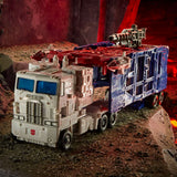 Transformers War for Cybertron Kingdom WFC-K20 Leader Ultra Magnus truck mode front