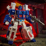 Transformers War for Cybertron Kingdom WFC-K20 Leader Ultra Magnus combined robot toy photo