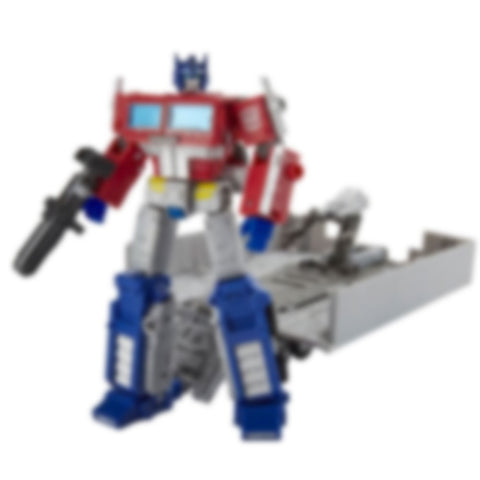 Transformers War for Cybertron Kingdom WFC-K11 Optimus Prime - Leader