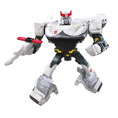 Transformers War for Cybertron Siege WFC-S23 Deluxe Prowl Robot mode Render