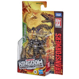 Transformers War for Cybertron Kingdom WFC-K3 Core vertebreak fossilizer box package angle