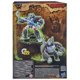 Transformers War for Cybertron WFC-K8 Voyager Optimus Primal Box Package back