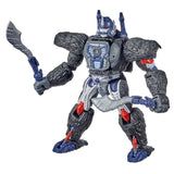 Transformers War for Cybertron WFC-K8 Voyager Optimus Primal robot toy