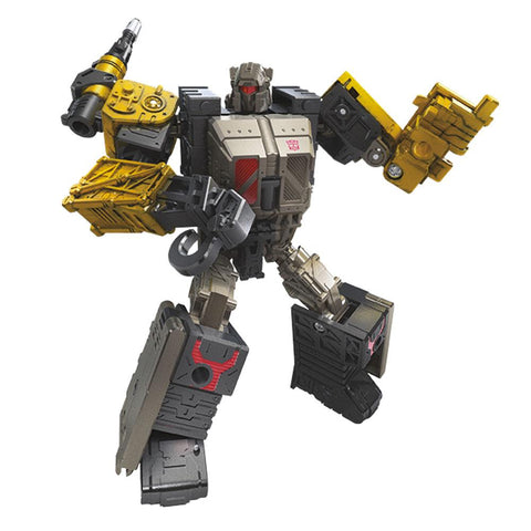 Transformers War For Cybertron Earthrise WFC-E8 Ironworks Robot Render