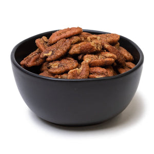 Green Chile Pecans