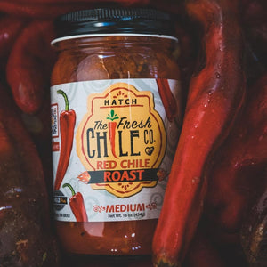 Hatch Roasted Red Chile Sauce