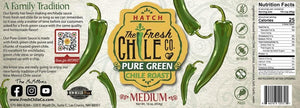Hatch Green Chile Roast