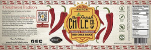 Abuela's Traditional Hatch Red Chile Sauce