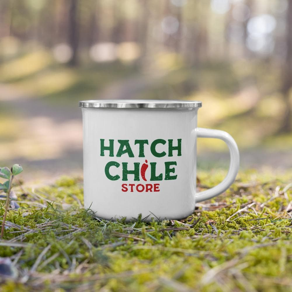 Hatch Chile Store Enamel Mug