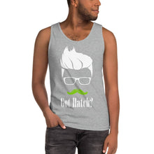 "Load image into Gallery viewer, ""Got Hatch?"" Men's Tank top"