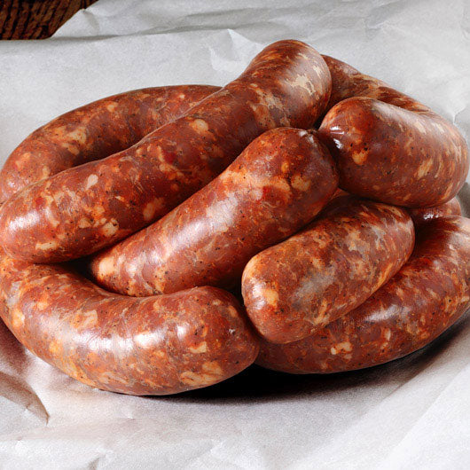 Berkshire Black Hot Italian Sausage