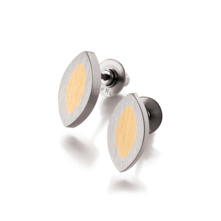 038.1200.d26RG TeNo Stainless Steel Earrings
