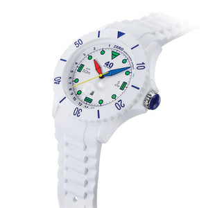 40Nine Extra-Large 50mm White FUN Watch