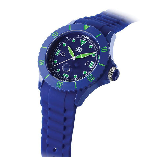 40Nine Extra-Large 50mm Navy Watch