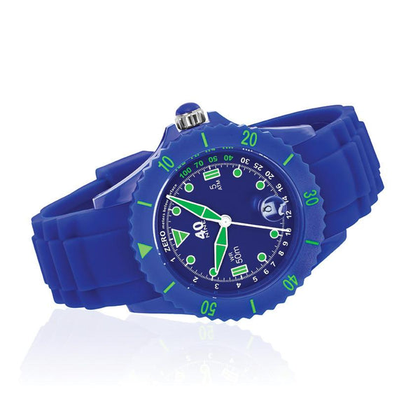 40Nine Medium 40mm Navy Watch
