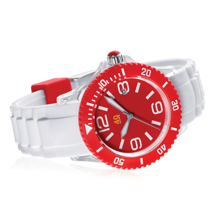 40Nine Medium 40mm Red Watch