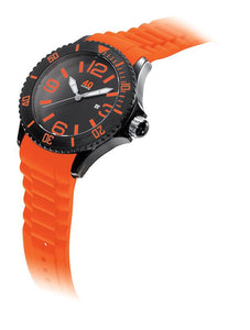 40Nine Extra Large 50mm Tangerine & Black Watch