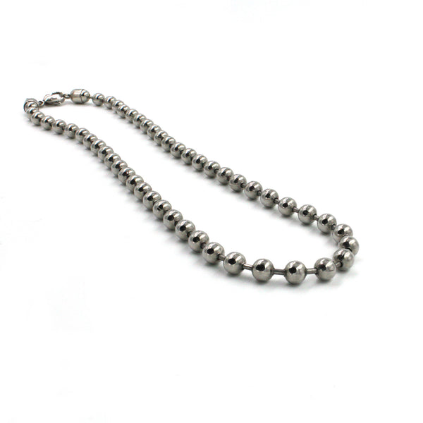 6515-43582sb Stainless Steel Necklace