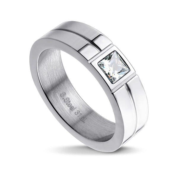 HVN-R031 Stainless Steel Ring