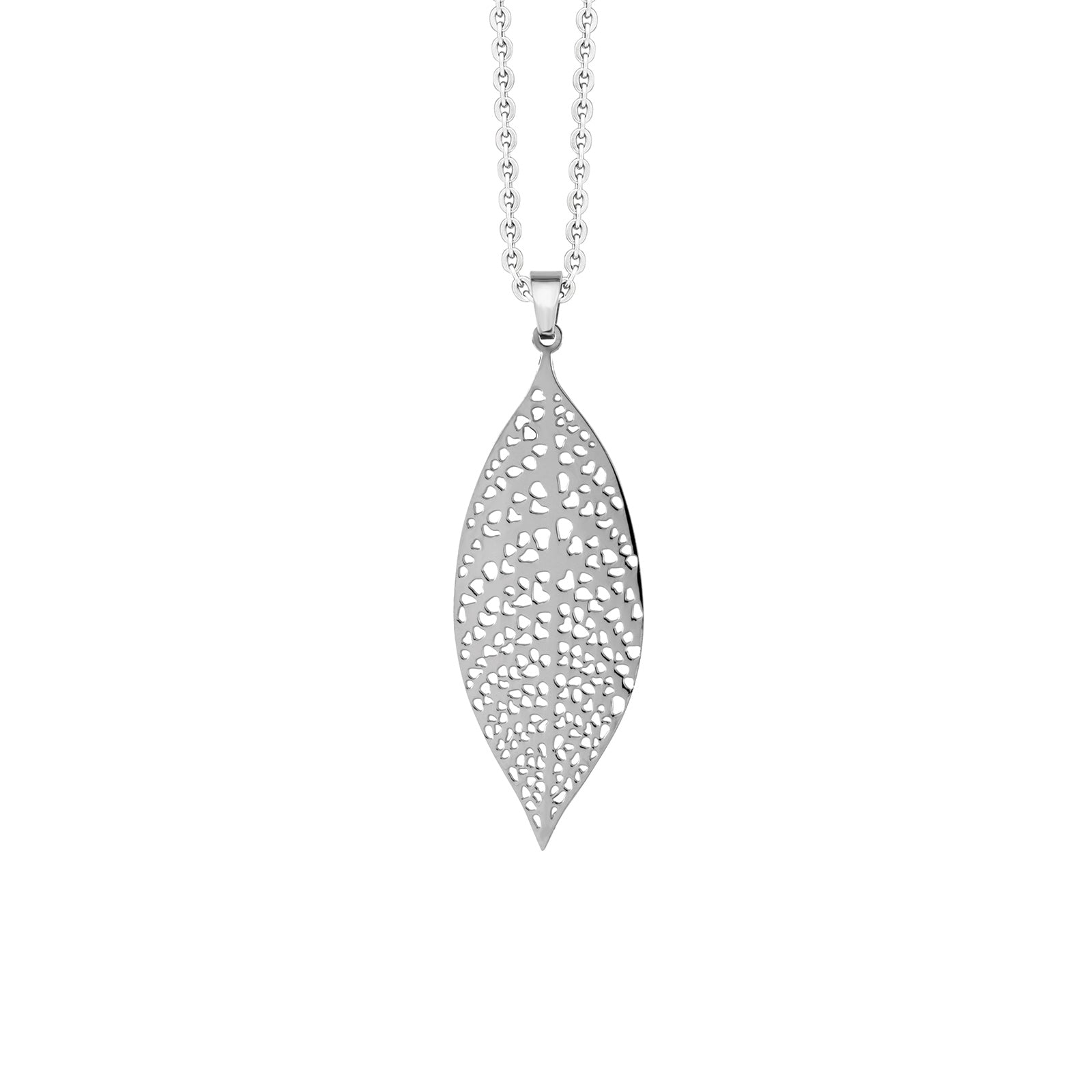 MNC-P110-A Stainless Steel Pendant Necklace