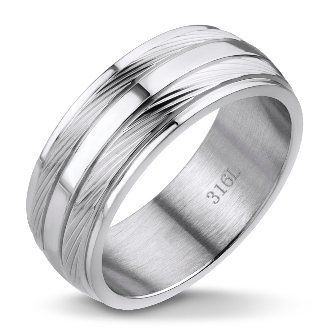 MNC-R365-A Stainless Steel Ring