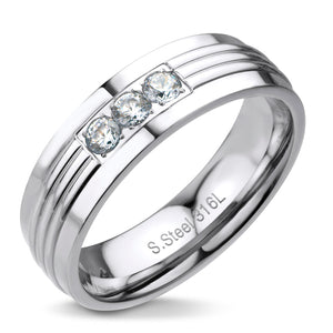 MNC-R443-A Stainless Steel Ring