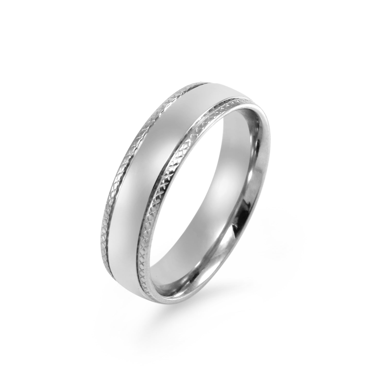 MNC-R528-A Stainless Steel Ring