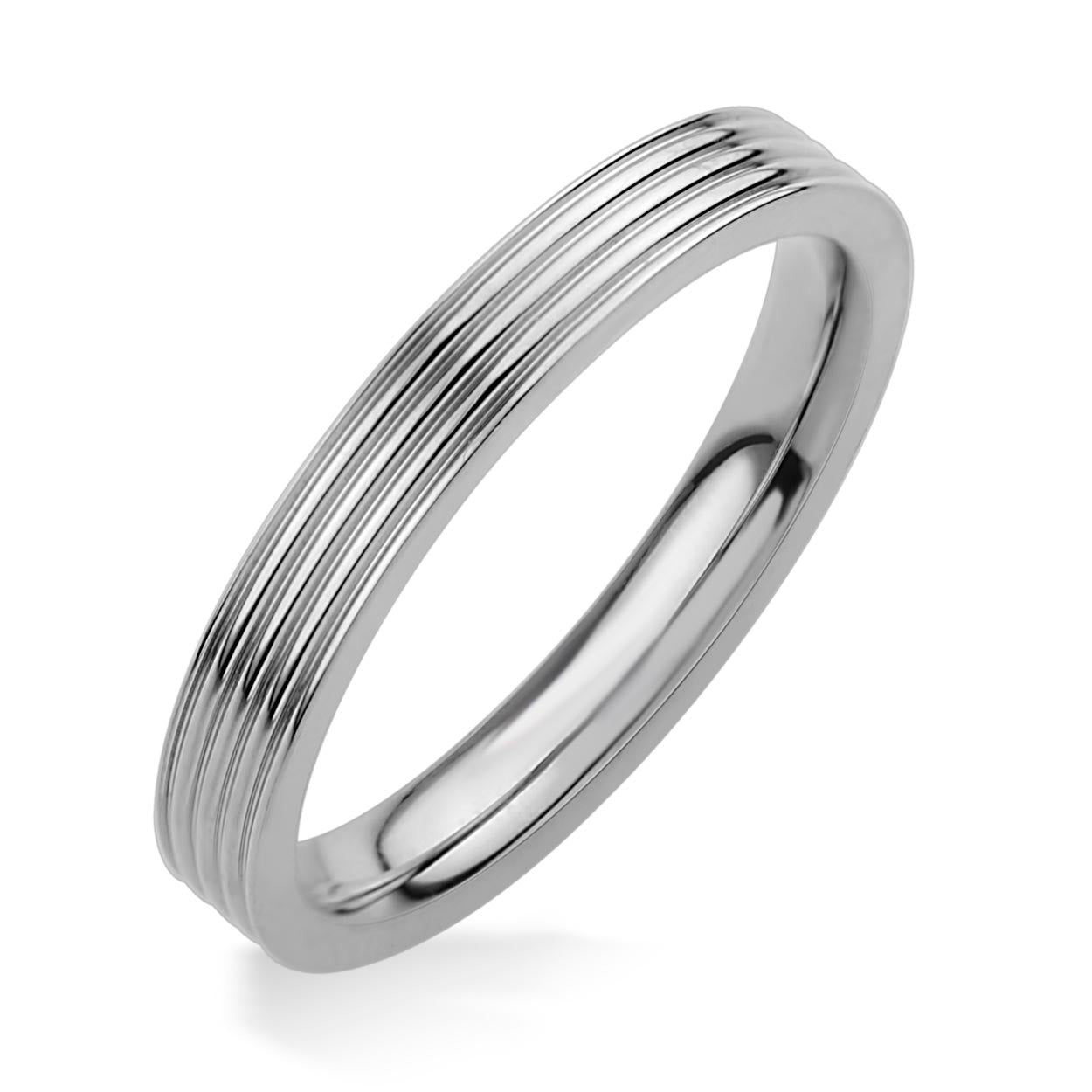 MNC-R738-A Stainless Steel Grooved Ring