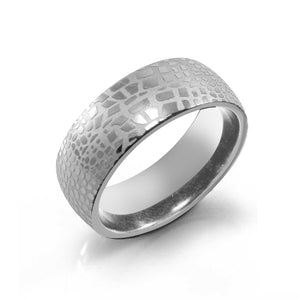 MNR-043T-A Stainless Steel Fashion Ring