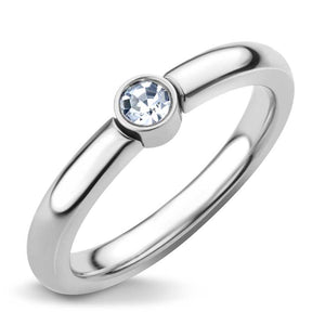 MNR-047T-A Stainless Steel Ring