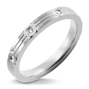MNR-103T-A Stainless Steel Ring