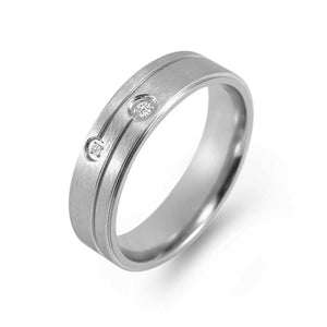 MNR-305T-A Stainless Steel Ring