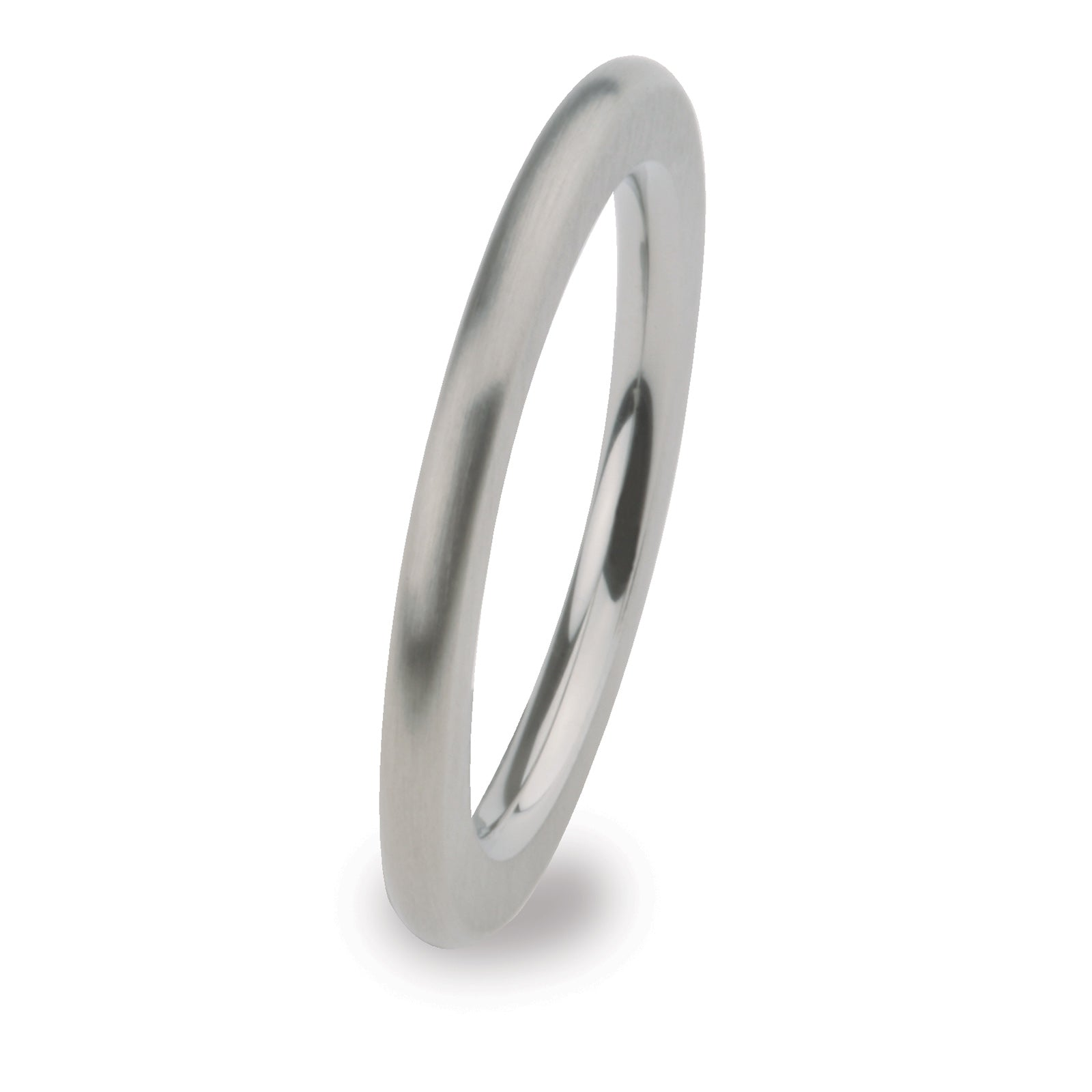 R250 Stainless Steel Ring