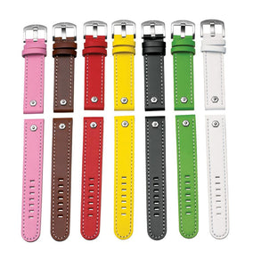 Steel Blaze 18mm 1 Flower Watch Strap-SB Design Studio