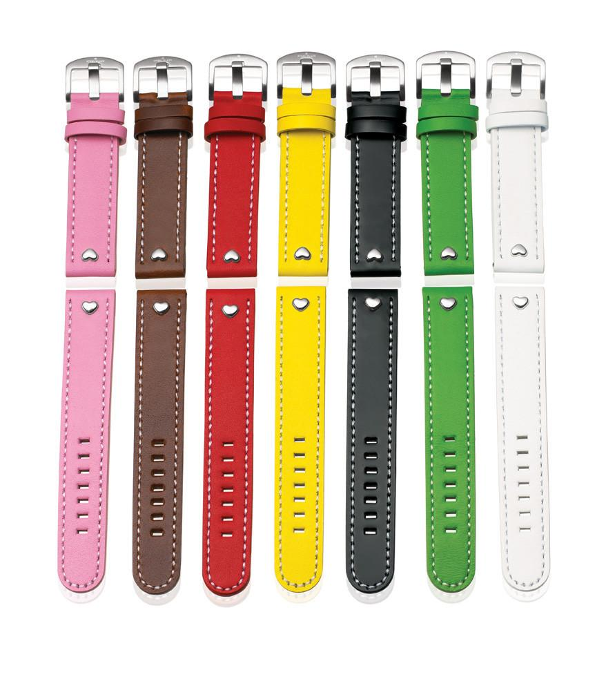 Steel Blaze 18mm 1 Heart Watch Strap-SB Design Studio