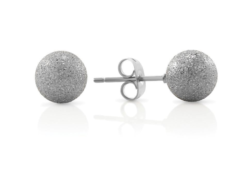 MNC-ER072-A 40Nine Steel Earrings