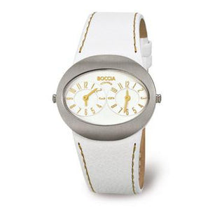 3211-01 Ladies Boccia Titanium Watch