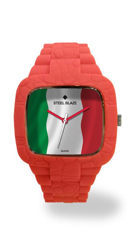 ITALY1 Silicone Blaze Watch