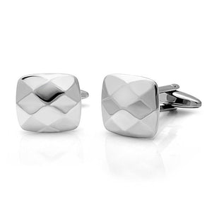MNC-PC0235 40Nine Steel Cufflinks