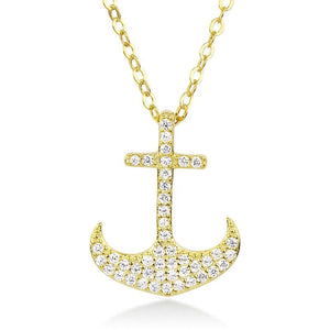 EVE-N15B 40Nine Anchor Pendant