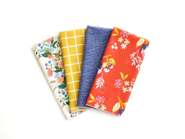 cotton prints napkin set of 4