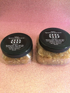 Nadine's Rosemary and Lemon Scrub